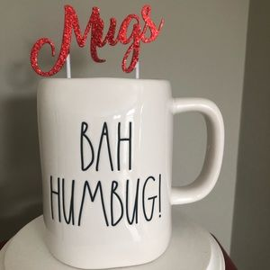 Rae Dunn bahumbug mug